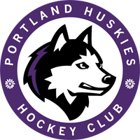 Portland Huskies logo
